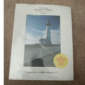 Other - New Elementary Statistics Bluman Textbook 9th Ed